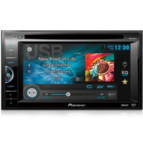 "DVD Player Automotivo Pioneer 6 "" AVH-168DVD"
