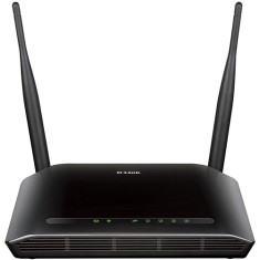 Roteador Repetidor Wireless 300 Mbps DIR-615 - D-Link