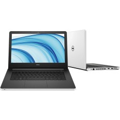 "Notebook Dell Inspiron 5000 Intel Core i3 5005U 4GB de RAM HD 1 TB 14"" Linux I14-5458-D10"
