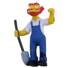 Boneco Simpsons Zelador Willie - Multikids
