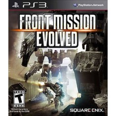 Jogo Front Mission Evolved PlayStation 3 Square Enix