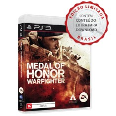 Jogo Medal of Honor: Warfighter PlayStation 3 EA