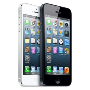 Smartphone Apple iPhone 5 32GB Câmera 8,0 MP Desbloqueado 3G Wi-Fi
