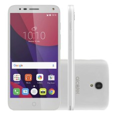 Smartphone Alcatel Pop 4 Premium 8GB 13,0 MP 2 Chips Android 6.0 (Marshmallow) 3G 4G Wi-Fi
