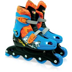 Patins In-Line Monte Líbano Hot Wheels
