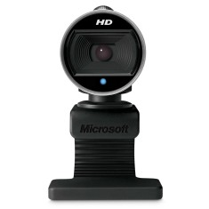WebCam Microsoft LifeCam Cinema 5 MP Filma em HD H5D-00002