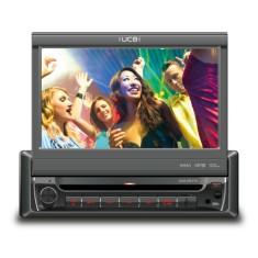 "DVD Player Automotivo UCB Connect 7 "" UCB-DR170 DVD"
