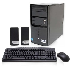 PC NTC Intel Celeron J1800 2,40 GHz 4 GB HD 500 GB Linux 1025