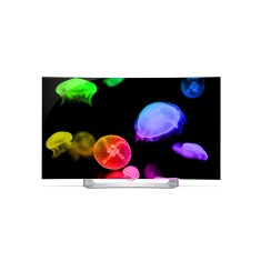 "Smart TV TV OLED 3D 55"" LG Full HD 55EG9100 3 HDMI"