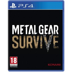 Jogo Metal Gear Survive PS4 Konami