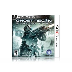 Jogo Tom Clancy's Ghost Recon Shadow Wars Ubisoft Nintendo 3DS
