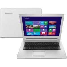 "Notebook Lenovo Z Series Z40 Intel Core i5 4200U 4ª Geração 6GB de RAM HD 1 TB 14"" GeForce 820M Windows 8.1 Z40-70"