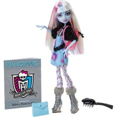 Boneca Monster High Foto de Terror Abbey Bominable Mattel
