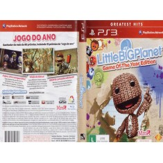Jogo Little Big Planet PlayStation 3 Sony