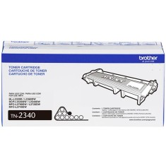 Toner Preto Brother TN-2340