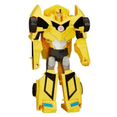 Boneco Transformers Bumblebee Robots In Disguise B0067 - Hasbro
