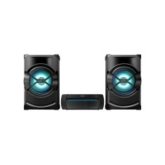 Mini System Sony Shake-X3D 1.000 Watts Karaokê Bluetooth NFC USB