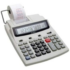 Calculadora De Mesa com Bobina Elgin MR6125