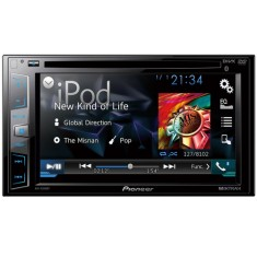 "DVD Player Automotivo Pioneer 6 "" AVH-X2880BT Bluetooth USB"