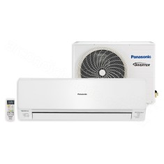 Ar Condicionado Split Hi Wall Panasonic 12000 BTUs Inverter Controle Remoto Quente/Frio CS-RE12PKV71 / CU-RE12PKV71