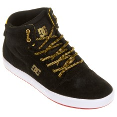 Tênis DC Shoes Masculino Skate Crisis High