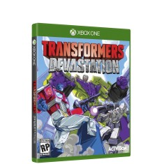 Jogo Transformers Devastation Xbox One Activision