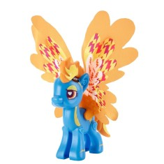 Boneca My Little Pony Spitfire Asas de Luxo Pop B0374 Hasbro