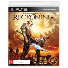 Jogo Kingdoms of Amalur: Reckoning PlayStation 3 EA