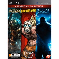 Jogo 2K Essentials Collection PlayStation 3 2K
