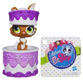 Boneca Littlest Pet Shop Dentro do Doce A3504 Hasbro