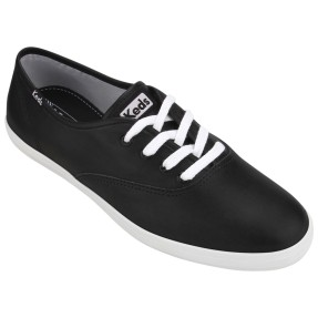 Tênis Keds Feminino Casual Champion Woman Leather