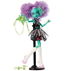 Boneca Monster High Honey Swamp Freak Du Chic Mattel