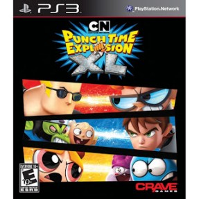 Jogo Cartoon Network: Punch Time Explosion PlayStation 3 Crave Games