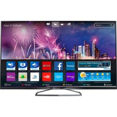 "Smart TV LED 3D 50"" Philips Série 6900 4K 50PUG6900"