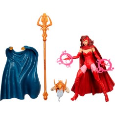 Boneco Marvel Legends Scarlet Witch Infinite Series B0438/b1479 - Hasbro