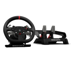 Volante Xbox One Pro Racing Force Feedback - Mad Catz