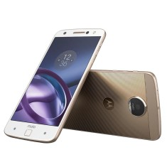Smartphone Motorola Moto Z Z Power & Projector Edition 64GB XT1650-03 13,0 MP 2 Chips Android 6.0 (Marshmallow) 3G 4G Wi-Fi