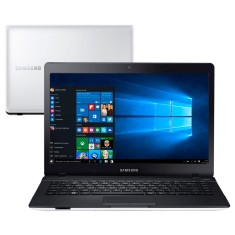 "Notebook Samsung Expert Intel Core i5 5200U 5ª Geração 8GB de RAM HD 1 TB 14"" Windows 10 X21"