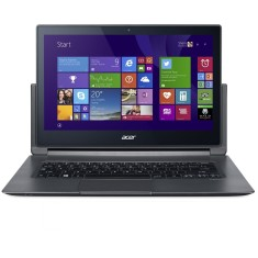 "Notebook Conversível Acer Aspire R Intel Core i7 5500U 5ª Geração 8GB de RAM SSD 256 GB 13,3"" Touchscreen Windows 8.1 R7-371T-76UV"