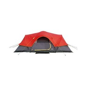 Barraca de Camping 6 pessoas Delta Max Portland National Geographic