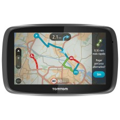 GPS Automotivo TomTom GO 500 5,0 ""