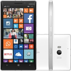 Smartphone Nokia Lumia 32GB 930 20,0 MP Windows Phone 8.1 Wi-Fi 3G 4G