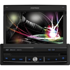 "DVD Player Automotivo Pósitron 7 "" SP6710DTV"