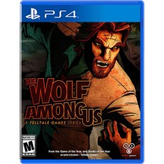 Jogo The Wolf Among Us PS4 Telltale