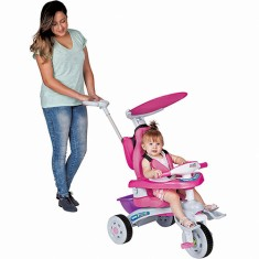 Triciclo com Pedal Magic Toys Super Trike 3321