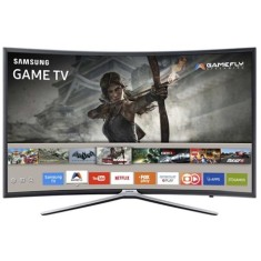 "Smart TV TV LED 40"" Samsung Série 6 Full HD Netflix UN40K6500 3 HDMI"