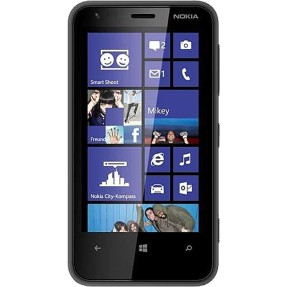 Smartphone Nokia Lumia 8GB 620 5,0 MP Windows Phone 8 Wi-Fi 3G