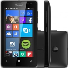 Smartphone Microsoft Lumia TV Digital 8GB 532 Dual DTV 5,0 MP 2 Chips Windows Phone 8.1 3G Wi-Fi