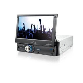 "DVD Player Automotivo Multilaser 7 "" P3211 USB TV Digital"