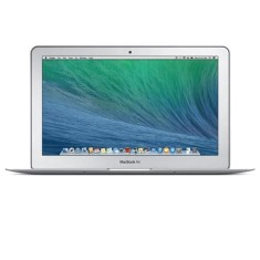"Macbook Air Apple Intel Core i5 5ª Geração 4GB de RAM SSD 128 GB LED 13,3"" Mac OS X Yosimite MJVE2BZ/A"